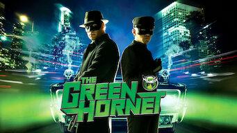 Is The Green Hornet 2011 On Netflix Denmark