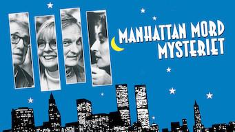 Manhattan mord mysteriet (1993)