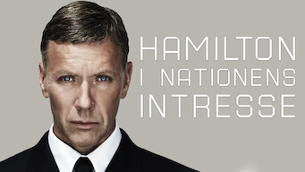 Hamilton: I nationens interesse (2012)