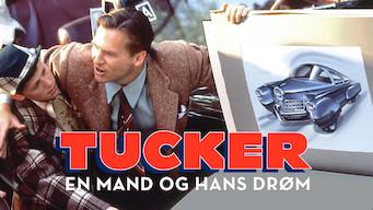 Tucker - en mand og hans drøm (1988)
