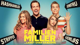 Familien Miller ... langt over grænsen (2013)