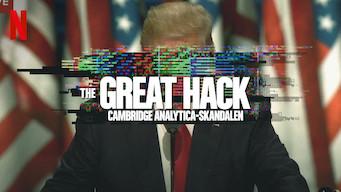 The Great Hack: Cambridge Analytica-skandalen (2019)