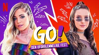 GO! Den uforglemmelige fest (2019)