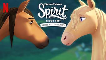 Spirit – rider frit: Korte hestehistorier (2019)