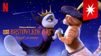 Den Bestøvlede Kat: Fanget i et eventyr (2017)