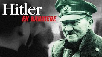 Hitler – en karriere (1977)