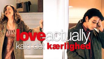 Love Actually – kald det kærlighed (2003)