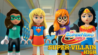 DC Super Hero Girls: Super-Villain High (2018)