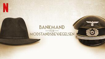 Bankmand for modstandsbevægelsen (2018)