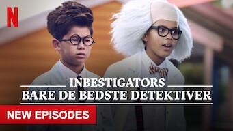 InBESTigators – bare de bedste detektiver (2020)