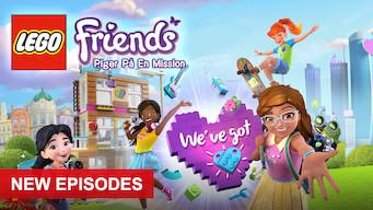LEGO Friends: Piger på en mission (2019)