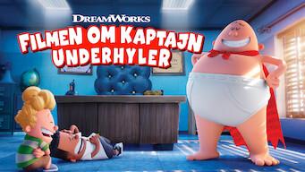 Filmen om Kaptajn Underhyler (2017)