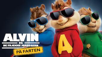 Alvin og de frække jordegern: På farten (2015)