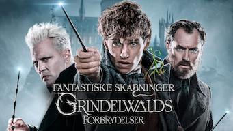 Fantastiske skabninger: Grindelwalds forbrydelser (2018)