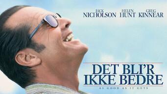 Det bli'r ikke bedre (1997)