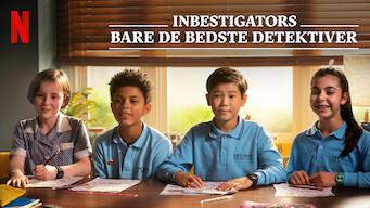 InBESTigators – bare de bedste detektiver (2019)