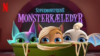 Supermonstrene: Monsterkæledyr (2019)