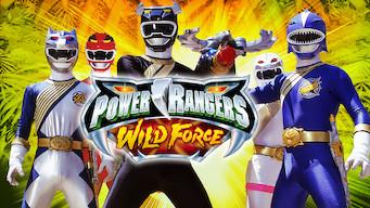 Power Rangers Wild Force (2002)