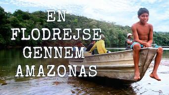 En flodrejse gennem Amazonas (2019)