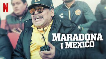 Maradona i Mexico (2020)