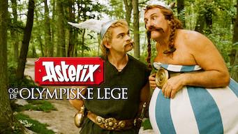 Asterix og De Olympiske Lege (2008)