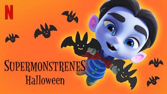 Supermonstrenes halloween (2018)