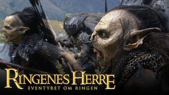 Ringenes Herre: Eventyret om ringen (2001)