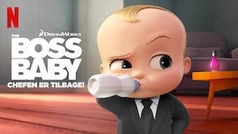 The Boss Baby: Chefen er tilbage! (2018)