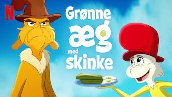 Grønne æg med skinke (2019)